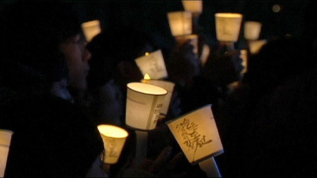 Corea del Sud: l'anniversario della tragedia diventa record da guinness