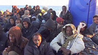 إيطاليا: موجات من المهاجرين جاؤوا من ليبيا عبر المتوسط