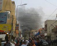 Irak: IS-Selbstmordanschlag gegen US-Konsulat in Erbil und Bomben in Bagdad