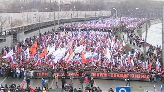 Egyesül két ellenzéki párt Oroszországban