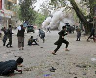 Dutzende Tote und eine entschärfte Bombe nach mehreren Anschlägen in Afghanistan