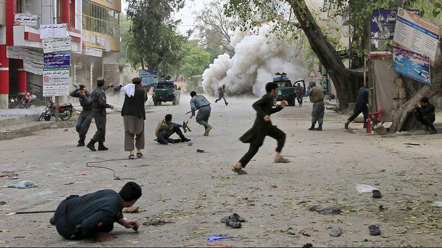 Afghanistan : les talibans pas responsables de l'attentat de Jalalabad
