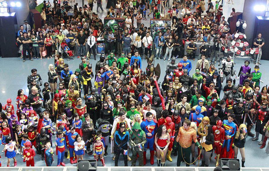 Les super-héros des Philippines