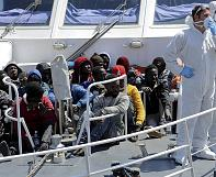 Italian president calls for more decisive EU action on migrant crisis