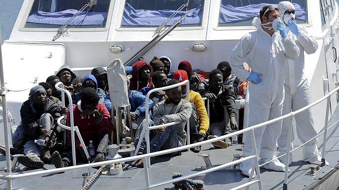 Káosz Líbiában, menekült áradat Olaszországban