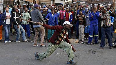 Violences xénophobes en Afrique du Sud: le Zimbabwe rapatrie ses ressortissants