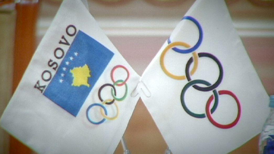 Thomas Bach besucht IOC-Neuling Kosovo