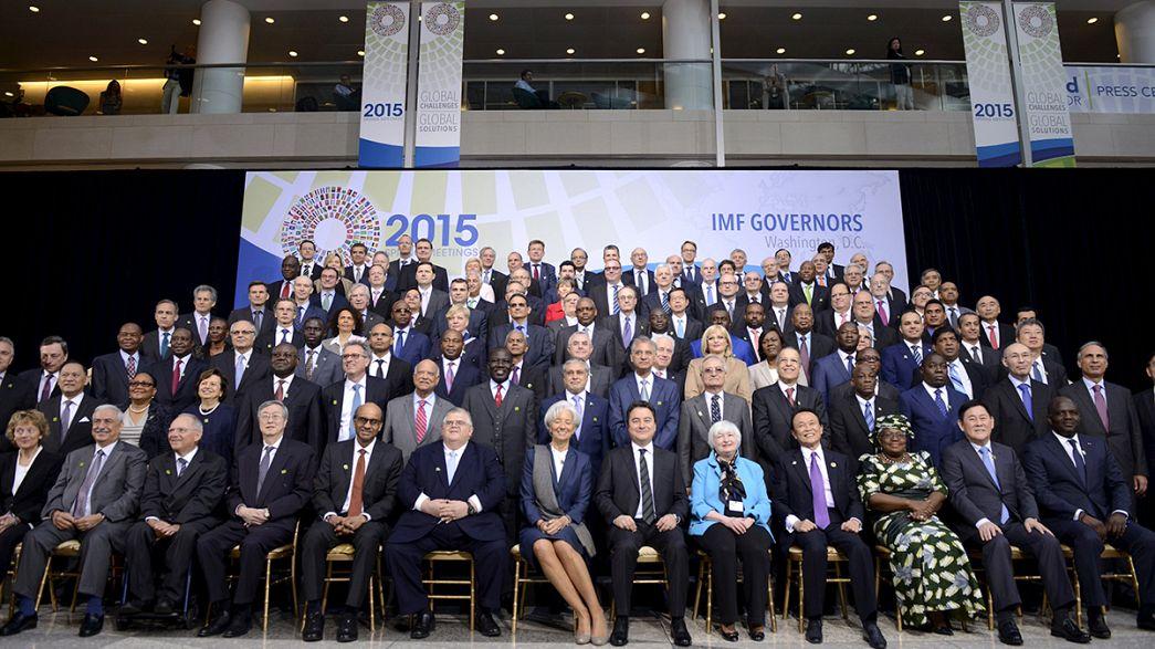 Concluye la asamblea de primavera del FMI y el BM