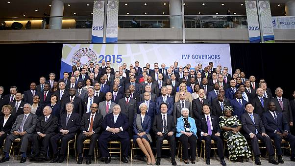 Concern at IMF meeting over imbalanced world economy