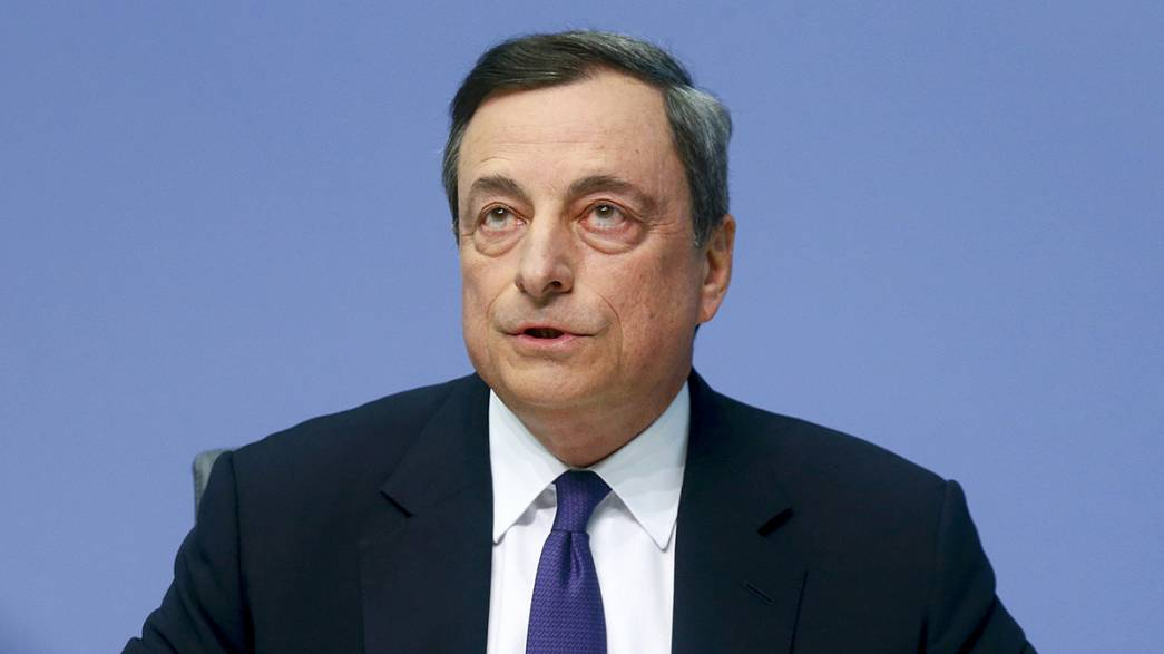 'It's urgent': Mario Draghi warns Greece to act over finances