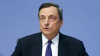 Draghi presiona a Grecia y le urge a acabar la negociación con los acreedores
