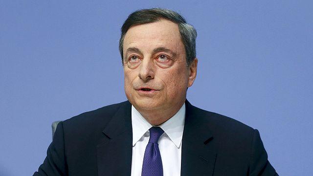 دراغي يحذر من دخول منطقة اليورو في المجهول