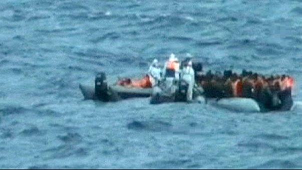 700 tote Flüchtlinge nach Bootsunglück vor libyscher Küste befürchtet