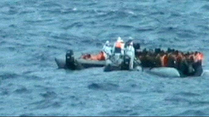 Italie : peut-être 700 morts dans le naufrage d'un bateau de clandestins