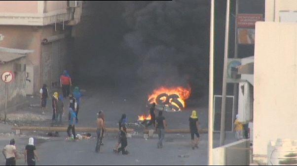 Violentes émeutes à Bahrein