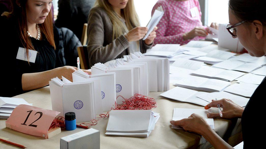 Parlamentswahl in Finnland - Machtwechsel erwartet