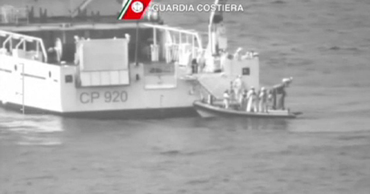 هفتصد مهاجر در مدیترانه جان باختند
