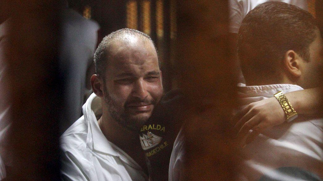 Todesstrafe nach Fußballrandalen in Ägypten