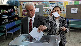 انتخابات بخش شمالی قبرس به دور دوم کشیده شد