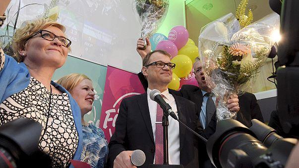 El opositor Partido de Centro se impone en las elecciones parlamentarias celebradas en Finlandia