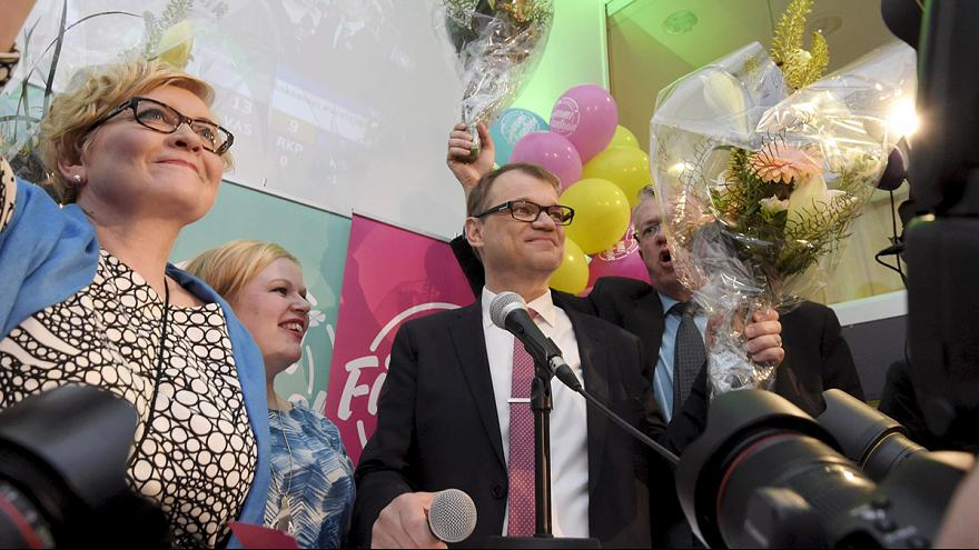 Finnland hat gewählt - IT-Millionär Sipilä voraussichtlich neuer Regierungschef