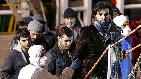 Akdeniz'de yakın tarihin en ölümcül faciası