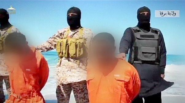 Νέο βίντεο των τζιχαντιστών με την εκτέλεση 30 χριστιανών