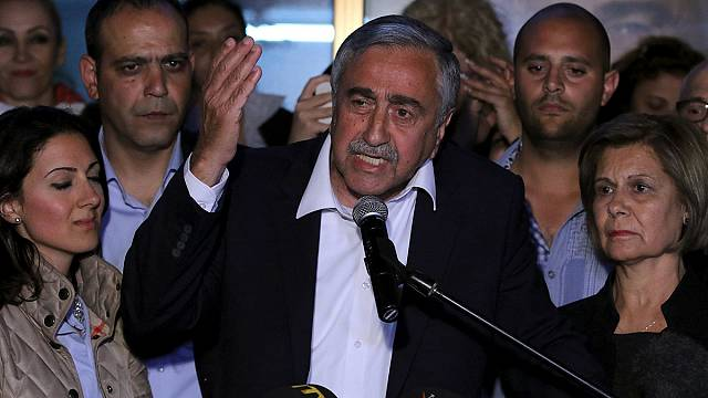 A második forduló dönt Észak-Cipruson