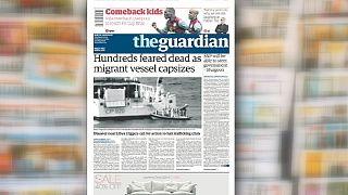 'Akdeniz'de katliam'