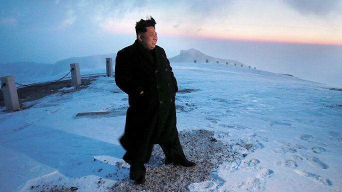 Kim lo scalatore: dittatore nordcoreano in cima alla montagna sacra