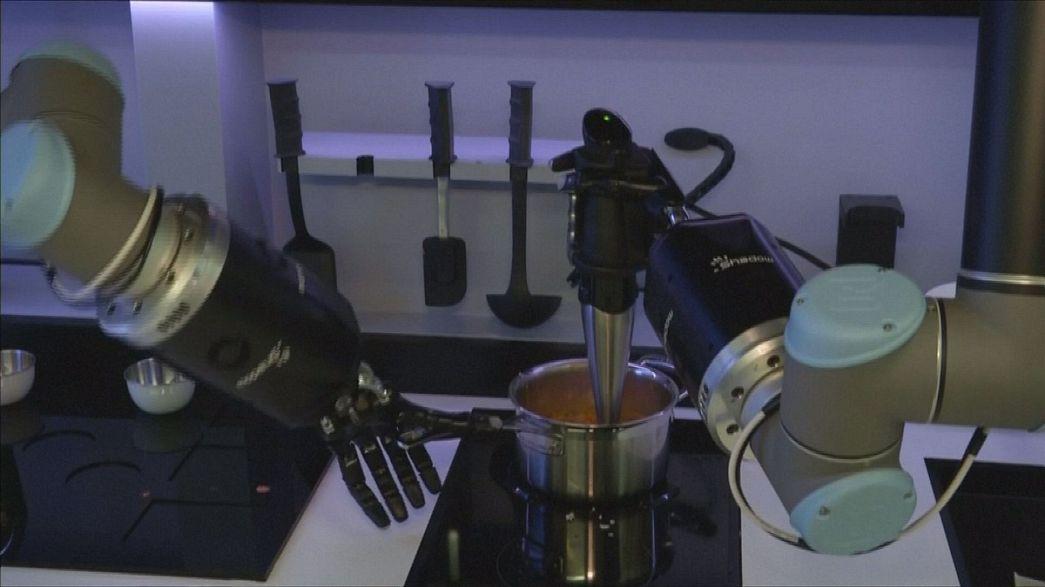 Cucina il robot chef