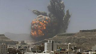 Yemen'de Husilerin hava savunma sistemlerine büyük darbe