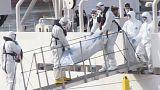 عملية انقاذ للمهاجرين في مالطا