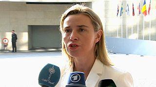Les ministres UE des Affaires étrangères face au défi migratoire