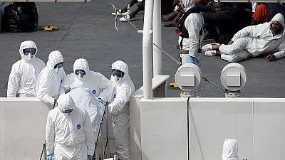 Pression maximale sur l'UE face aux drames des embarcations de migrants en Méditerranée
