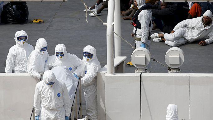 Трагедия в Средиземном море: число жертв может превысить 900 человек