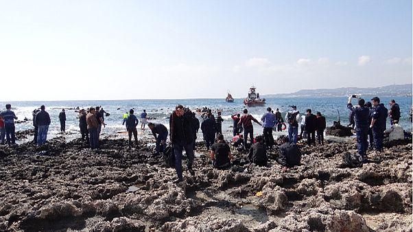 Ελλάδα: Τραγωδία με μετανάστες στη Ρόδο