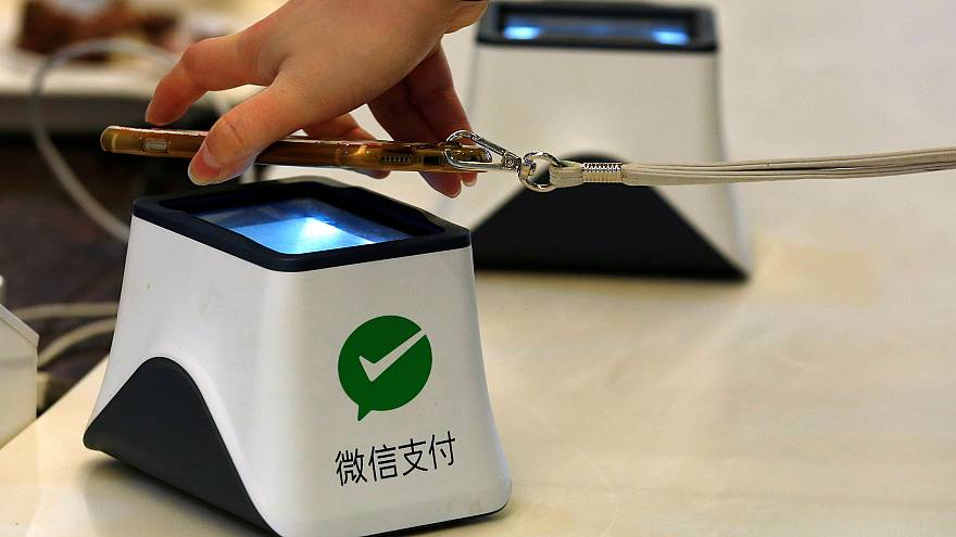 Image: WeChat Pay system