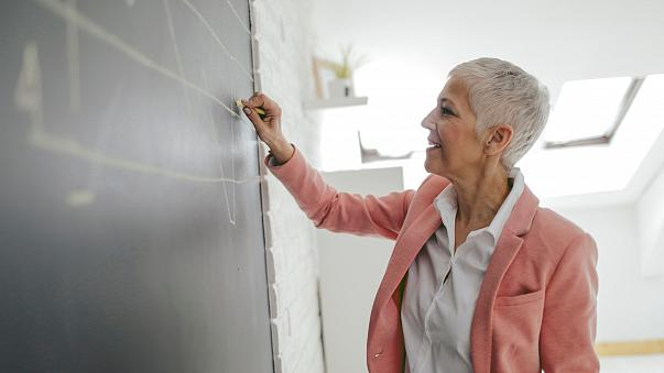 Older women can sometimes feel like they're invisible to workplaces and businesses, but they're actually the trailblazers, says one expert at MIT.