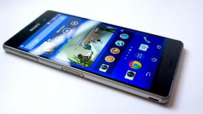 Sony seeks to stay in smartphone race with new Xperia Z4