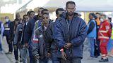 Les demandes d'asile au sein de l'UE