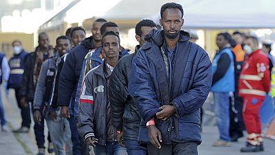Data raises questions over EU's attitude towards asylum seekers