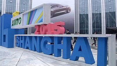 New car models shine at Shanghai despite slowdown signs