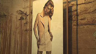 Street art takes pride of place in Germany's Urban Art Biennale show