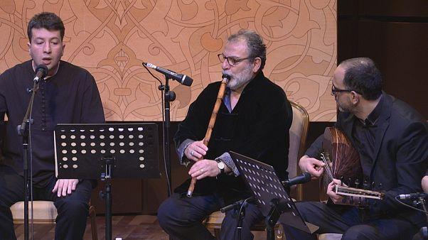 Суфийская музыка: кружение поверх границ