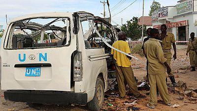 Somália: Al Shabab ataca autocarro da ONU