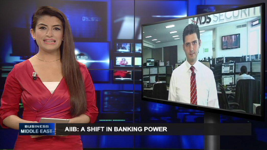 World spotlight on Asian Infrastructure Investment Bank