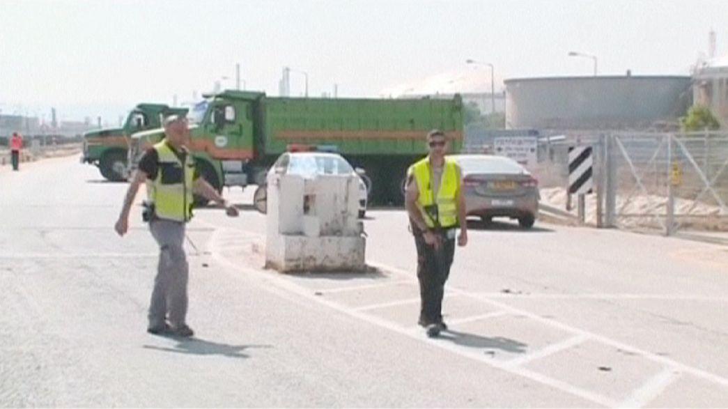 El alcalde de Haifa cierra refinerías y plantas petroquímicas