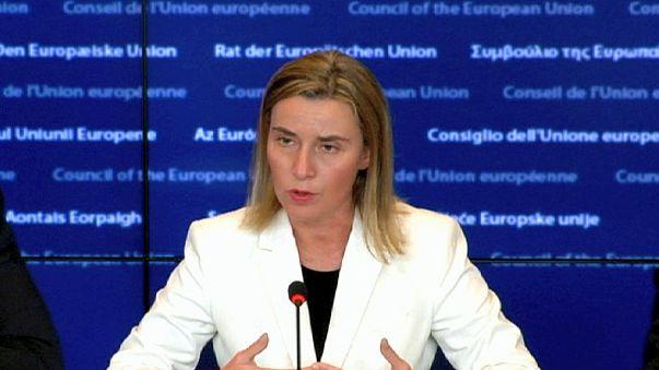La UE declara la guerra a los traficantes de inmigrantes