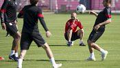 Champions League: Bayern face uphill task